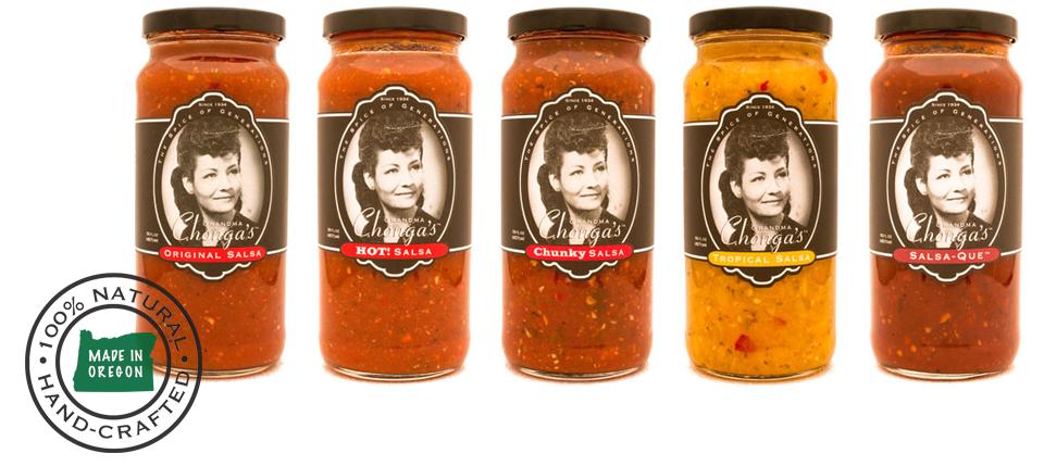 Grandma Chonga's Salsas